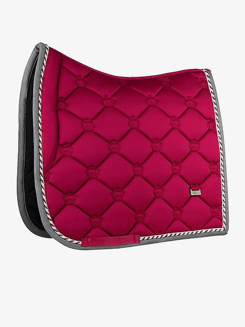 DRESSAGE SADDLE PAD, SCARLET