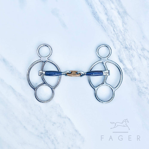 Fagers Universal French Links Bit - D A V I D