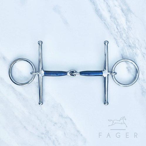Fagers Fulmer Cheek FSS™ Loose Rings Bit - B I L L Y