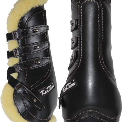 Cambridge Front Boot, interchangable Sheepskin and Neoprene Lining
