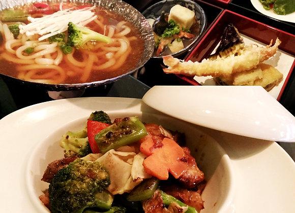 Doma Bento (set menu)