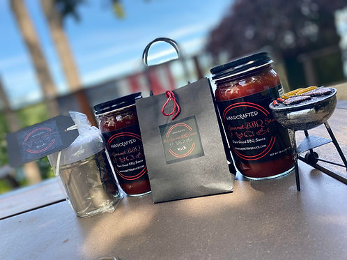 BG's BBQ Gift Collection
