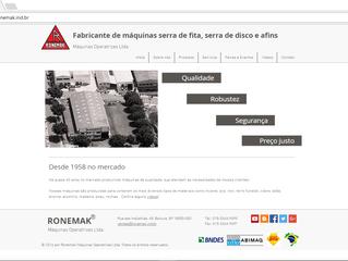 O site oficial da Ronemak está de cara nova!