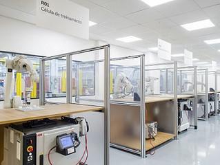 ABB Brasil expande o Centro de Treinamento de Robótica