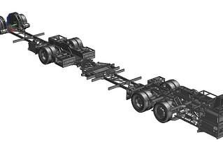 BYD fabrica ônibus articulado 100% elétrico em SP
