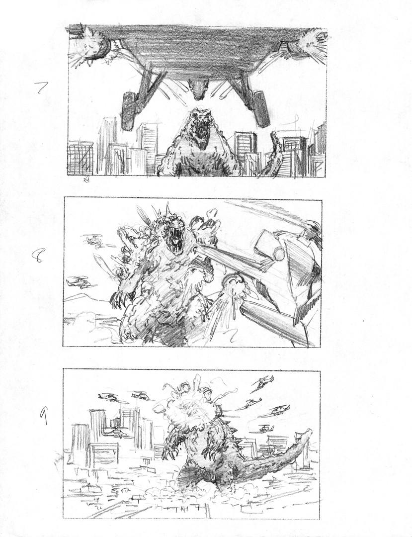 Godzilla oage 3