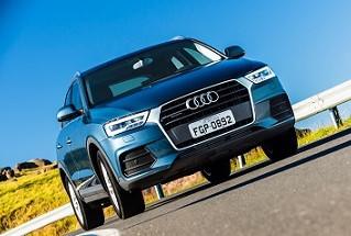 Audi inaugura 2ª linha de produção no Brasil