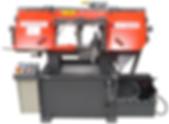 Máquina serra de fita - serra fita - serra de fita horizontal - serra fita horizontal