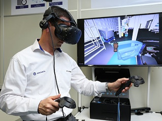 VW Brasil instala Laboratório de Realidade Virtual