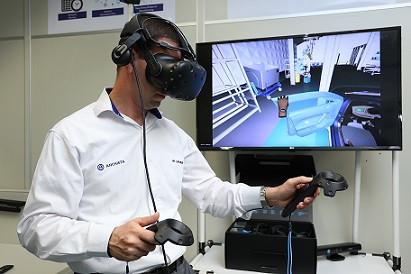Realidade virtual - Brasil