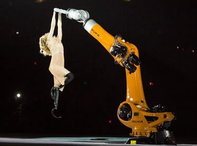 Tecnologia robótica nas Paralimpíadas 2016