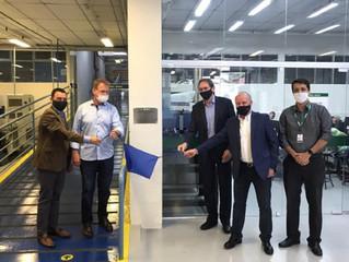 Senai entrega laboratório de manufatura avançada em Joinville (SC)