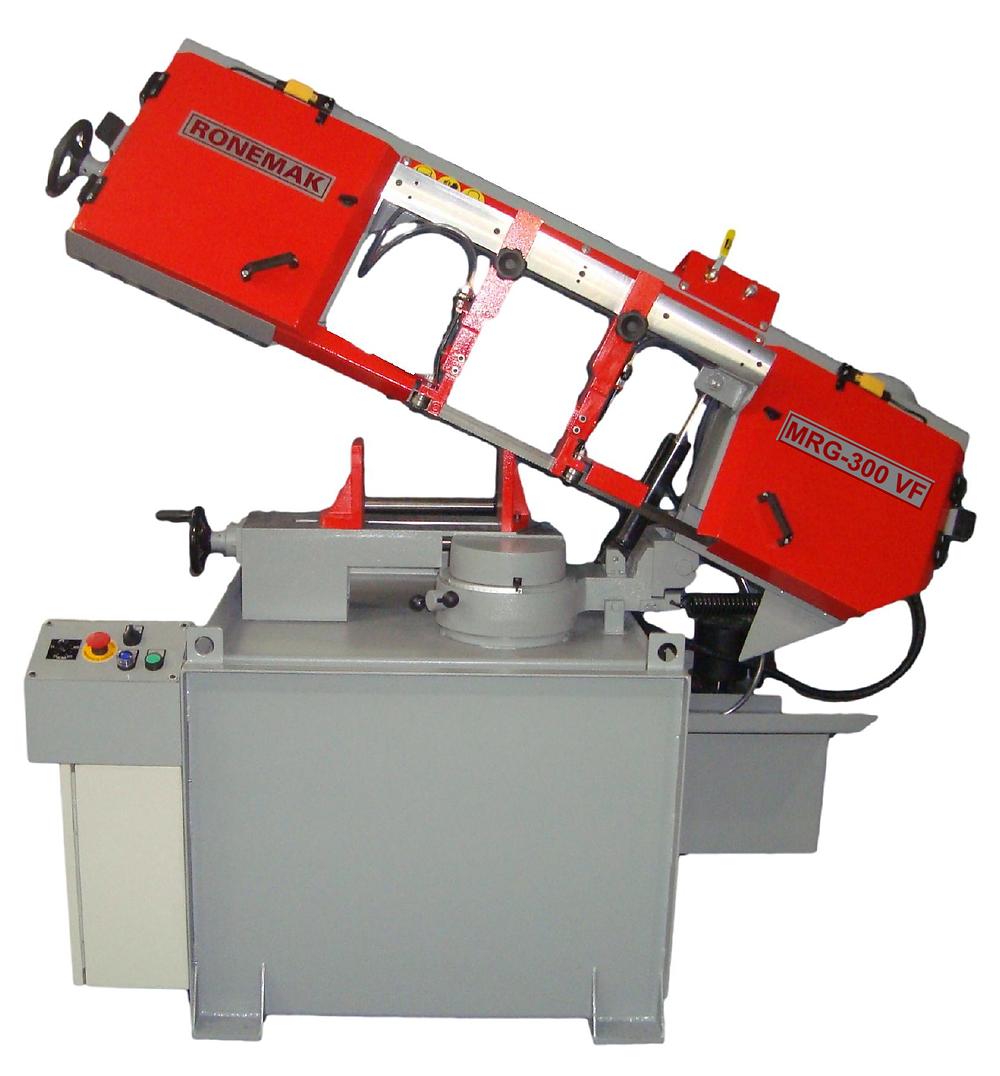Máquina serra de fita MRG 300 VF