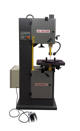 serra de fita Ronemak AC 300 SVF