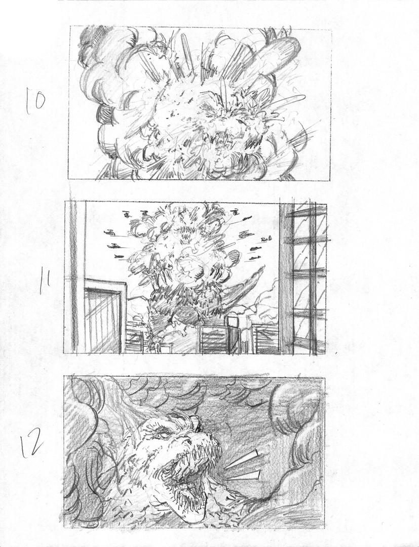 Godzilla page 4