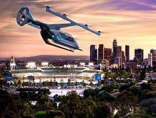 Embraer desenvolve carro voador em parceria com Uber