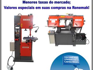 Aproveite: compre sua máquina com desconto pelo Cartão BNDES!