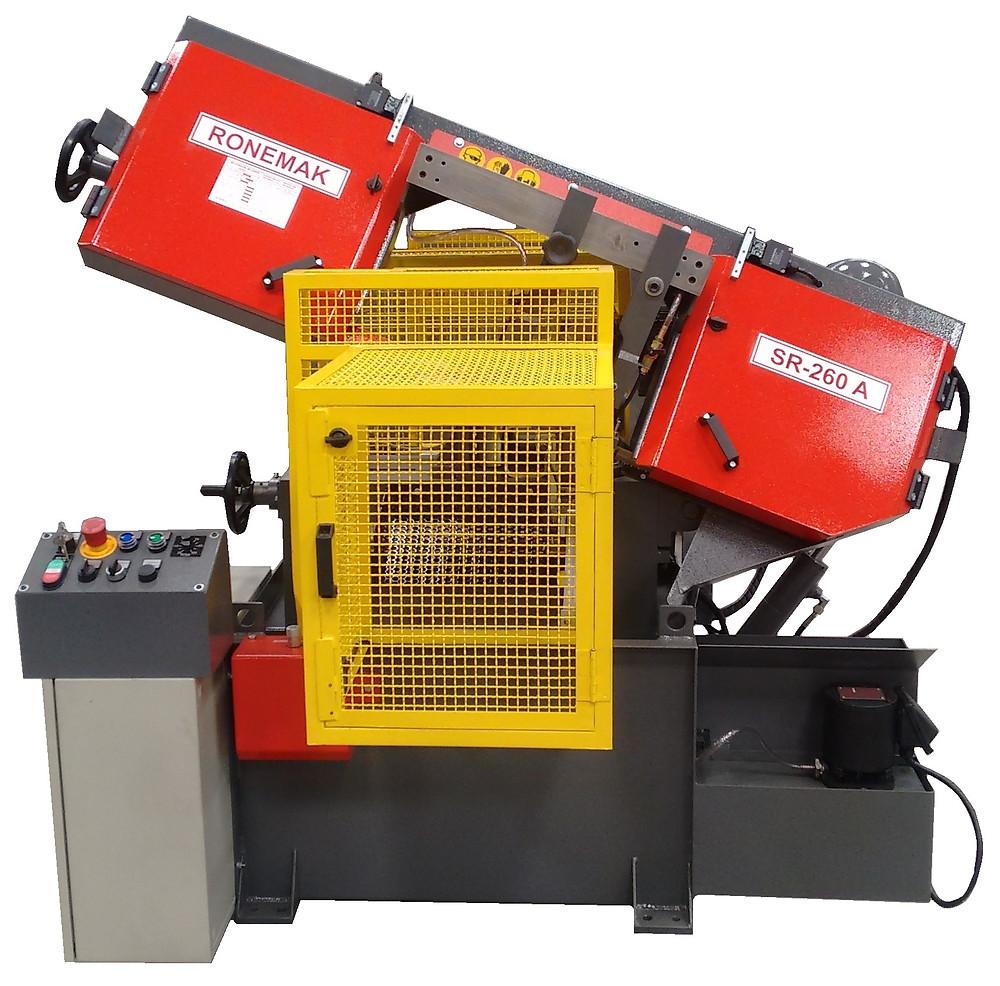 Serra de fita horizontal automática – lançamento