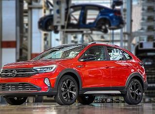 VW inicia no ABC a produção do Nivus, projeto 100% digital