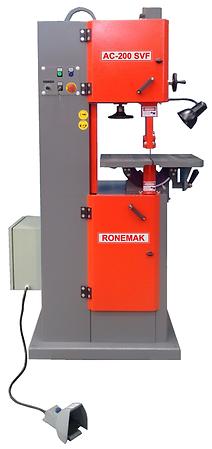 Máquina serra de fita - serra fita - serra de fita vertical - serra fita vertical