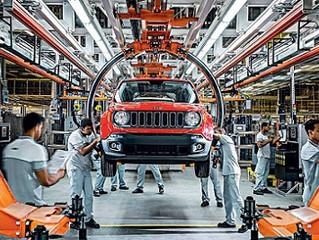 Renault e BMW retomam a produção de veículos
