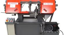 Conheça a diversidade de máquinas serra fita da linha SR