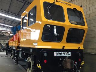 Empretec produz maior auto de linha já fabricado no País