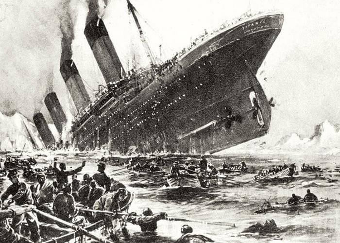 Titanic – Um estudo de falha do metal