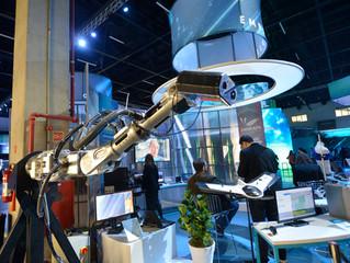 Robô desenvolvido em Joinville simula a agilidade de uma cobra para melhorar linhas de produção