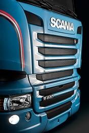 Scania investe em fábrica no Brasil