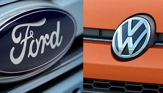 Volkswagen e Ford estudam aliança estratégica