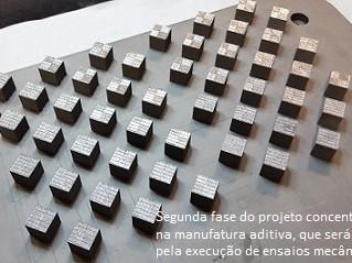IPT inicia fabricação de próteses por impressão 3D