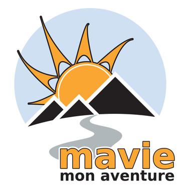 Ma Vie Mon Aventure Logo - French Version