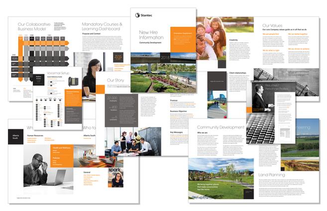 Booklet Design & Layout