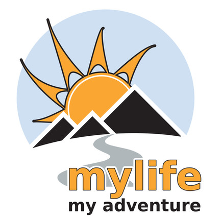 My Life My Adventure Logo