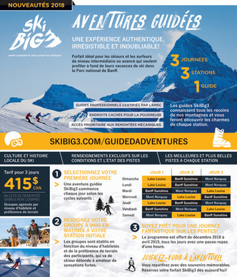 Guided Adventure - SkiBig3