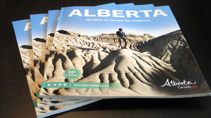 Tourisme Alberta - Official French Tour Guide