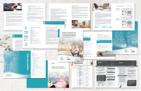Report Design and layout
