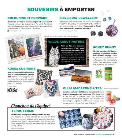 Magazine Print Layout