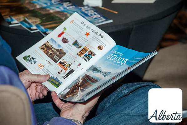 Tourisme Alberta French Tour Guide 2016