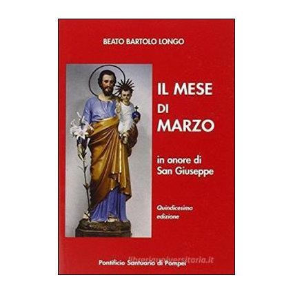 Il mese di marzo in onore di san Giuseppe