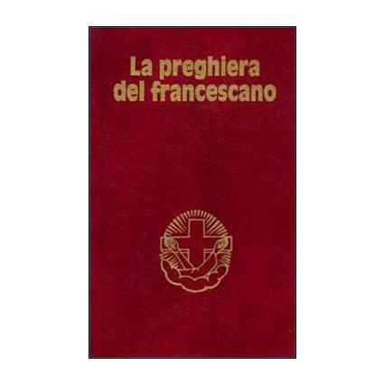 La preghiera del francescano