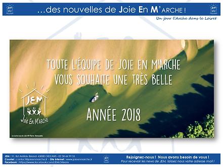 2017-12 Des nouvelles de Joie En M'ARCHE