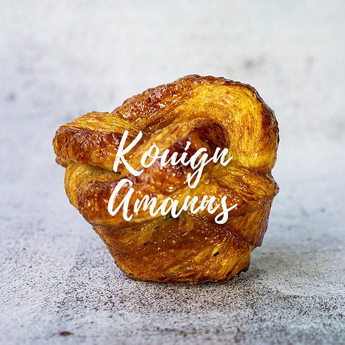Le Matin Basics - Kouign Amann, 24th Jan Sunday