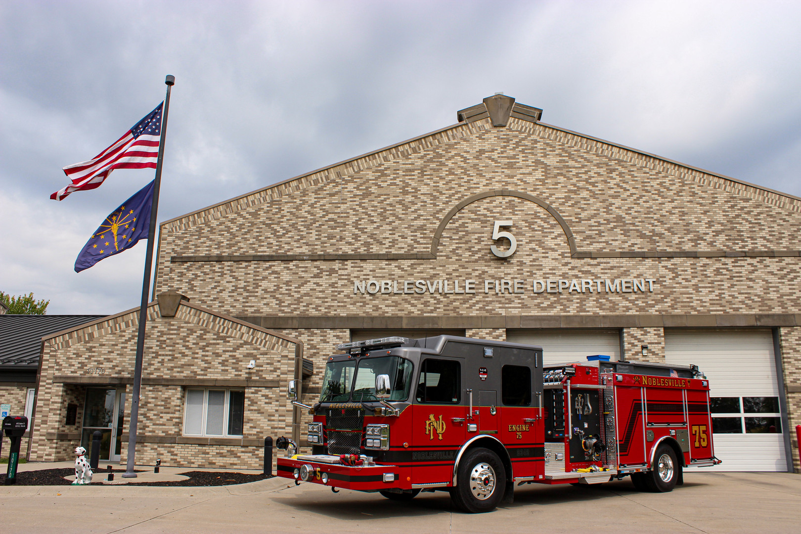 Noblesville Pumper #16 (FINAL ROUND) (1