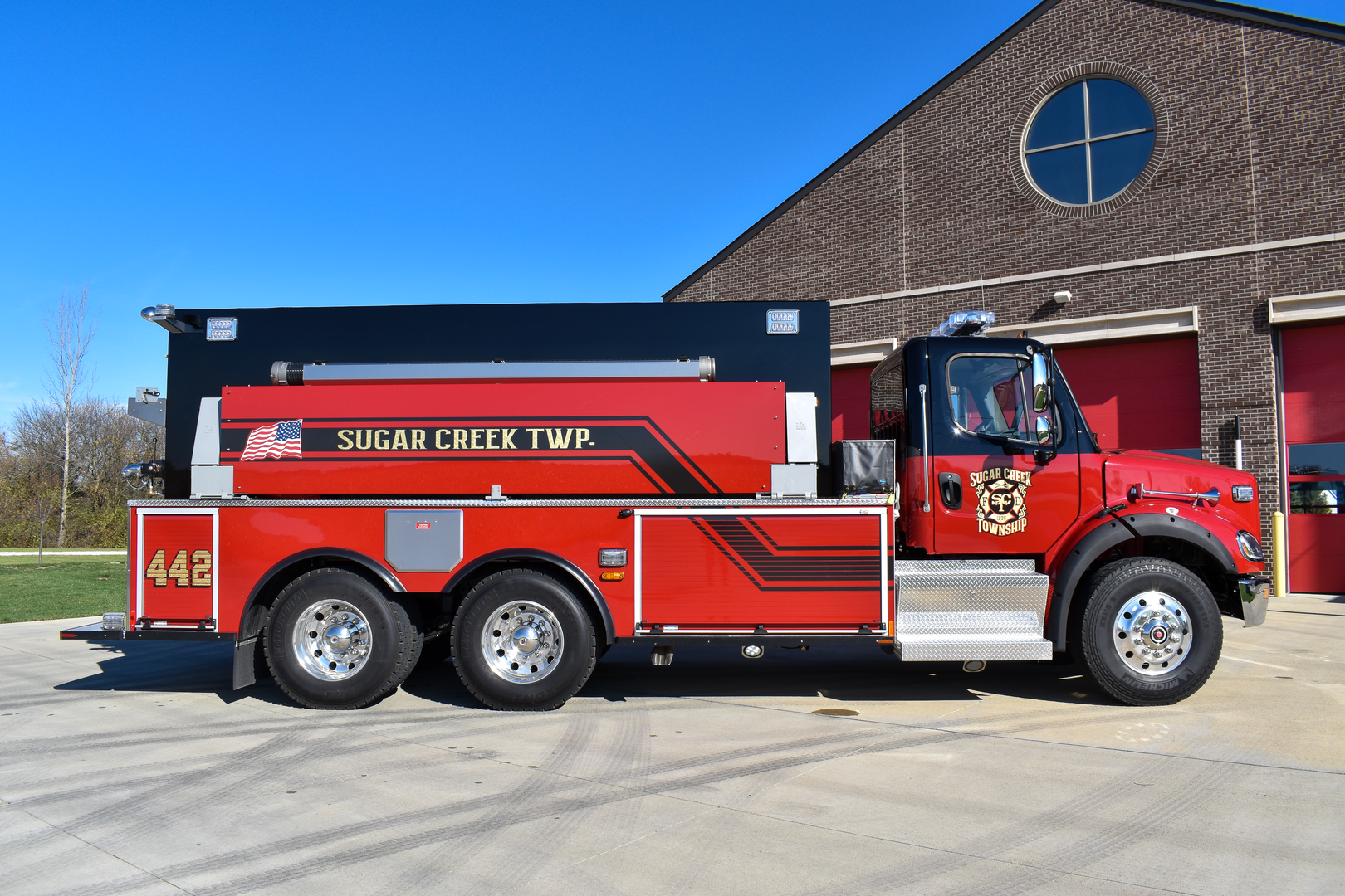 Sugar Creek Twp. Fire Department (Edited