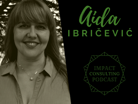 #15: Aida's journey - bridging the gap between academia, consulting and public engagement