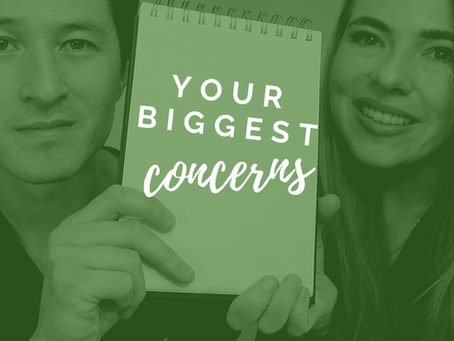#14: What are your biggest concerns about going freelance?