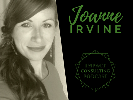#17: UN consulting - the CLIENT perspective, with IOM's Joanne Irvine