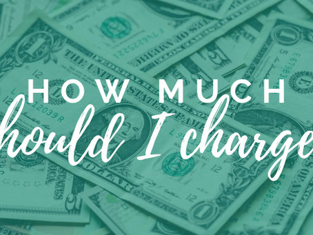 Fees, fees, fees: How much can I charge as an independent consultant?